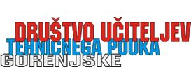Društvo učiteljev tehničnega pouka Gorenjske - logotip